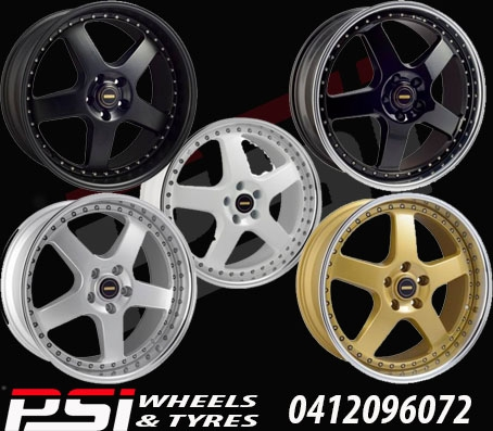 20X8.5 & 20X9.5 SIMMONS FR-1 WHEEL PACKAGE