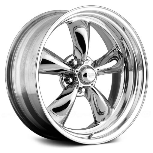 17X7 17X8 17X9.5 CLASSIC TORQ THRUST II WHEELS 1-PIECE VN515 RIMS