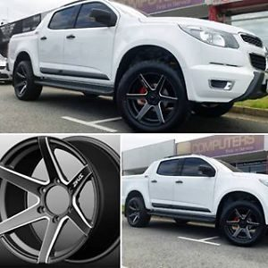 6X139 LENSO Z01 4WD WHEELS RIMS OFF ROAD CONCAVE