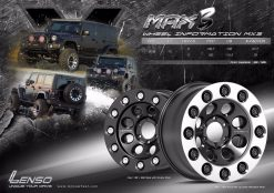 6X139LENSO MAX 3 4WD WHEELS OFF ROAD STYLE