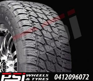 285 50 20	285/50R20 NITTO TERRA GRAPPLER ALL TERRAIN TYRE 4X4 AT 116S 4WD