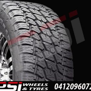 285 50 20285/50R20 NITTO TERRA GRAPPLER ALL TERRAIN TYRE 4X4 AT 116S 4WD