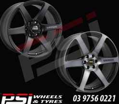 20X9	SIMMONS S6 WHEELS RIMS ALLOYS