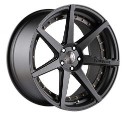 20X10	VERTINI DYNASTY WHEELS DEEP CONCAVE RIMS ALLOYS HOLDEN COMMODORE
