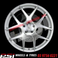 20X8.5 20X10SSW STAGE WHEELS STAGGERED FORD HOLDEN BMW