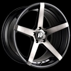 19X8.5	HUSSLA ZANE WHEELS RIMS BMW LEXUS AUDI VW MERCEDES