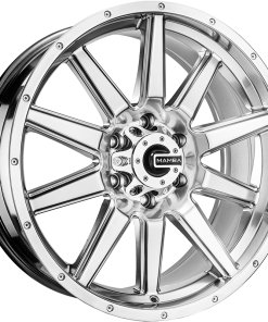 20X9	ADVANTI NAVAJO WHEELS 20P COLORADO RANGER DMAX HILUX