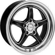 17X8	ADVANTI SCOPE WHEELS 5/114.3 HOLDEN FORD