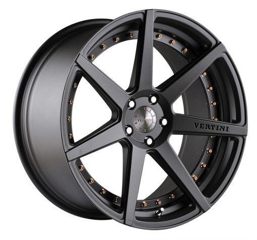 22x9	VERTINI DYNASTY WHEELS CONCAVE RIMS ALLOYS X4 HOLDEN HSV COMMODORE