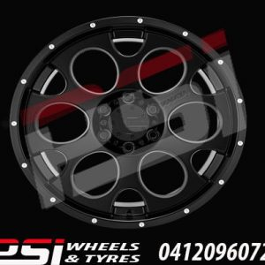 17X9	ADVANTI MAMBA BAJANT WHEEL HILUX BT50 RANGER COLORADO DMAX
