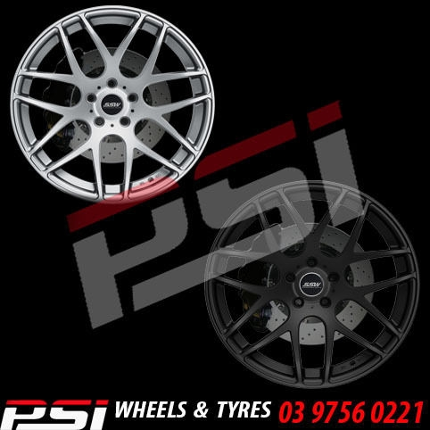 19X8.5	SSW M-SPEC WHEELS FORD HOLDEN BMW NISSAN MAZDA