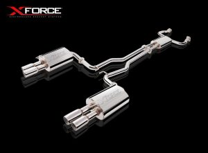 3 Stainless Steel Cat-Back Exhaust System""
