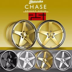 20X10 HUSSLA CHASE WHEEL PACKAGE