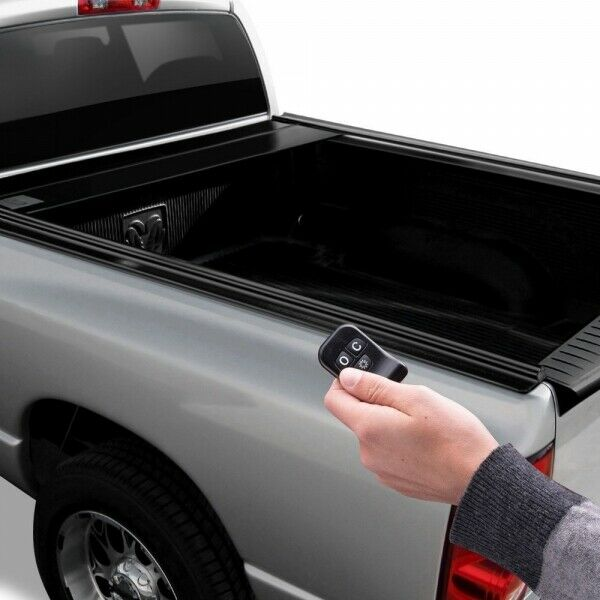 Dodge Ram Powertrax One Retractable Tonneau Cover Ram 2012 2019 6 4 With Rambox